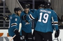 The Daily Chum: Who should play with Joe Thornton and Joe Pavelski when Joonas Donskoi comes back?