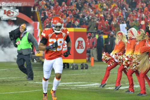One other thing to consider as the Chiefs work on Eric Berry's future