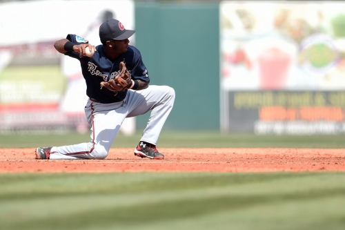 Ozzie Albies will be limited early on in Spring Training