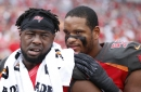 Gerald McCoy is not injured, because apparently that's a thing