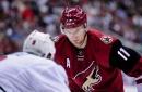 NHL Rumors: Arizona Coyotes and Martin Hanzal