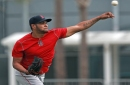 Red Sox' Eduardo Rodriguez: 'I will be ready' by Opening Day