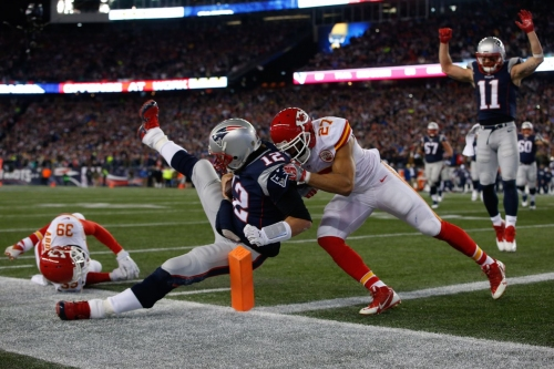 Peter King says the Chiefs are the best choice to face Patriots in 2017 season opener