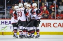 Tuesday's Coyotes Tracks - Road Trip Starts Strong
