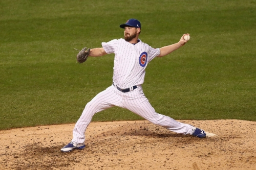 Royals agree to deal with former Cubs lefty Travis Wood