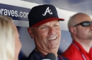Brian Snitker discusses Braves' rotation competition