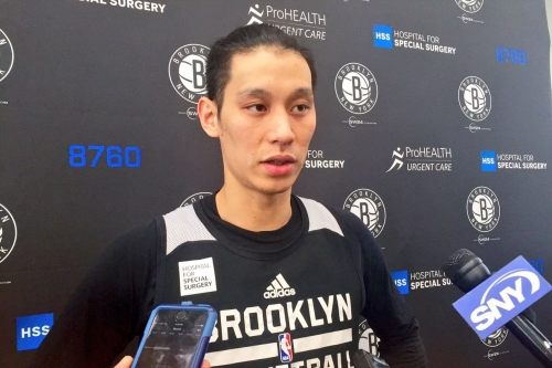 Lin practices, expected to return after All-Star Break