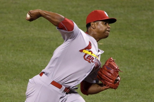 Cards right-hander Alex Reyes has sore elbow, will have MRI The Associated Press
