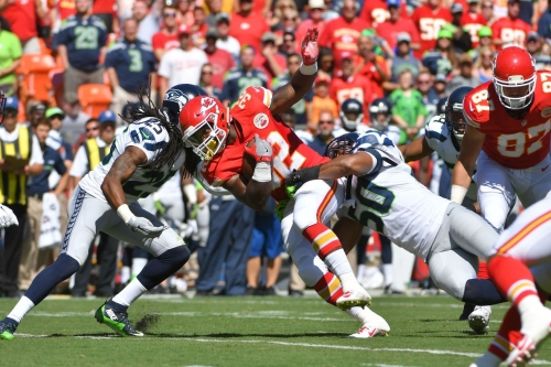 The Chiefs are probably wondering how the Seahawks got away with this