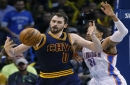 Cavs forward Kevin Love has knee surgery, could be out for six weeks
