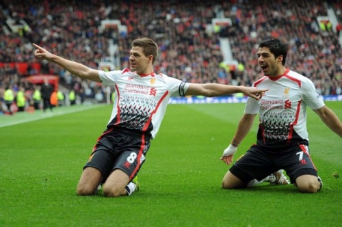 Gerrard - Liverpool could have won the league if Suarez had stayed