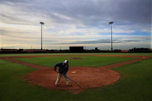 Baseball's back! A look at Mariners Spring Training: Day 1