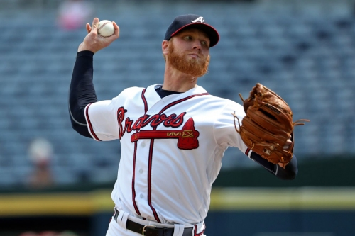 Mike Foltynewicz looking for consistency in 2017