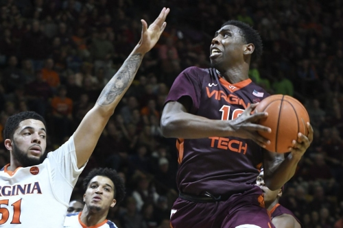Virginia Tech's Win Over Virginia Came at the Perfect Time For the Hokies