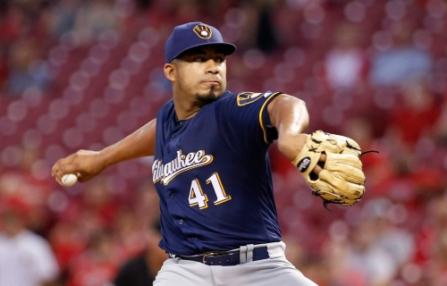 Brewers by position: Rotation will shake out during camp