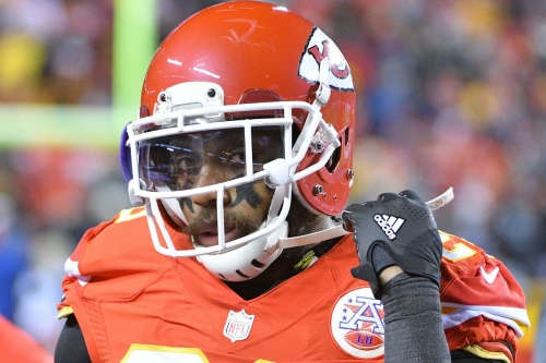 There are odds on Eric Berry's next team