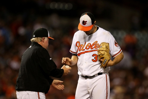 Orioles news: If Chris Tillman is on the shelf, who should replace him in the rotation?