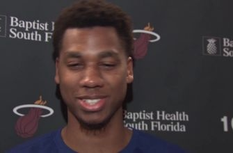 Heat's Hassan Whiteside on possibility of playing in NBA All-Star Game