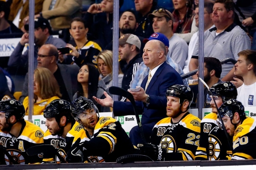 Hockey Santa, please let the Canadiens face the Bruins in the first round of playoffs