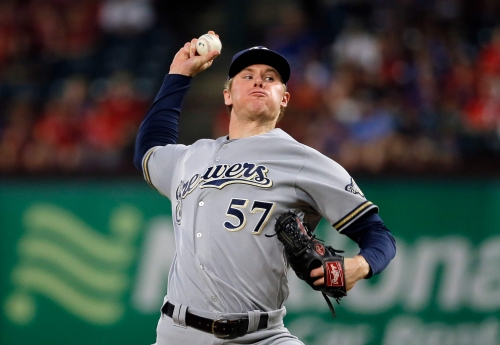 Brewers' Anderson loses arbitration hearing