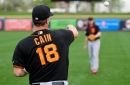 Matt Cain is almost certainly going to be the fifth starter