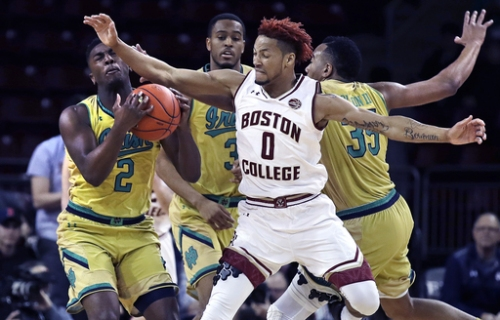 No. 25 Notre Dame rallies for 84-76 win over BC The Associated Press