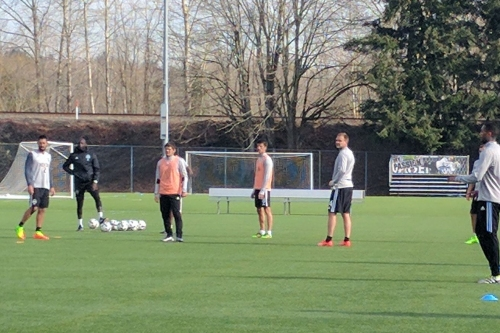 Starfire phase of preseason training ends with Dempsey Day