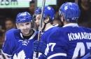 Matthews scores twice, Maple Leafs rout Islanders 7-1 The Associated Press