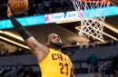 Final Score: Cavaliers win 116-108 against scrappy Timberwolves