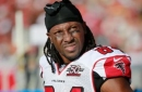 Roddy White: I probably 'would've fought' Kyle Shanahan after Falcons' Super Bowl loss