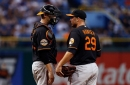 Tampa Bay Rays in talks with Matt Wieters and Tommy Hunter