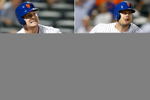 Mets seeing if Jay Bruce can solve their first-base problem