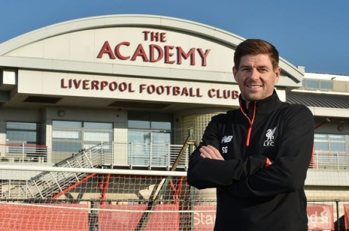 Steven Gerrard to play at Anfield with Liverpool Legends next month