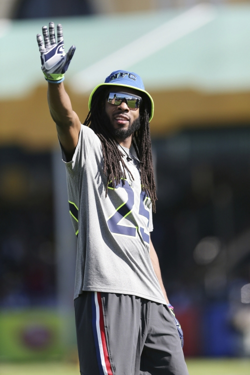With Richard Sherman injury situation cleared up, reviewing what the Seahawks should have to work with in 2017 draft
