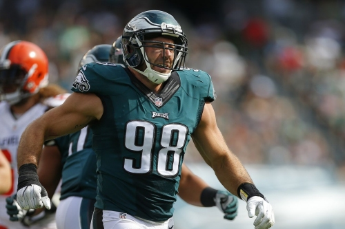 Check out their 2017 free agents: Philadelphia Eagles could release the Seahawks next big free agent signing