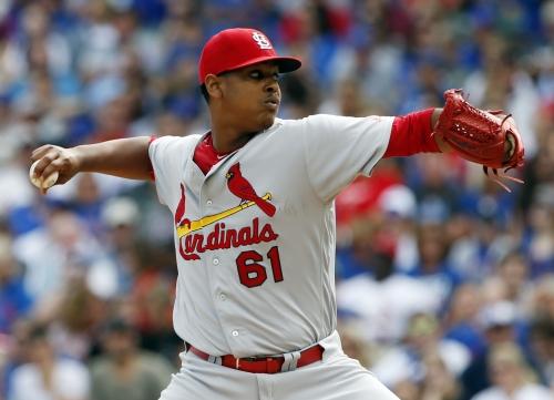 Cardinals pitcher Alex Reyes needs Tommy John surgery The Associated Press
