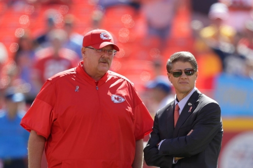 Clark Hunt talks Eric Berry, Andy Reid contracts and Chiefs taking the next step