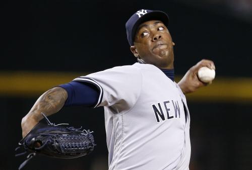 Will Yankees' Aroldis Chapman suffer from Cubs' Joe Maddon's 'misuse'