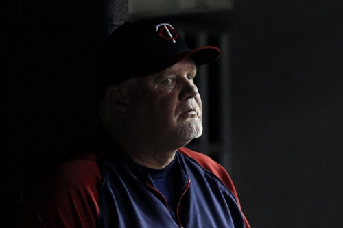 Ron Gardenhire diagnosed with prostate cancer