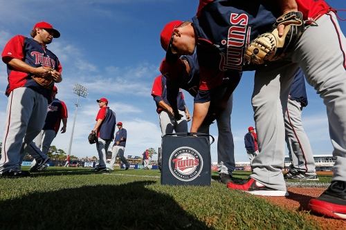 Tuesday Twins: Happy Spring Training!