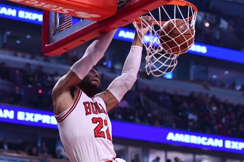 Bulls vs. Craptors Recrap: Chicago Takes an 11th Straight Dinosaur-Sized Dump on Tortrashto in a 105-94 Victory