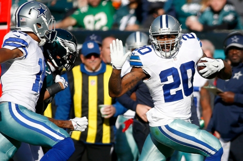 5 free agent running backs who the Cowboys could sign to play behind Ezekiel Elliott