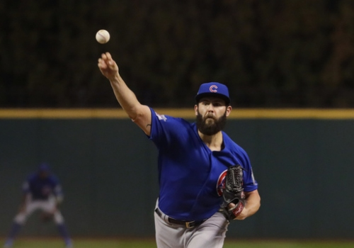 Jake Arrieta hopeful of landing extension to stay with Cubs The Associated Press