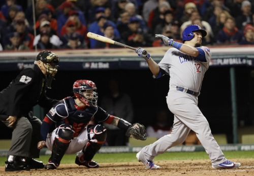 Not just a pretty bat? Cubs' Schwarber says he can 'D'-liver more