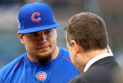 Sustained success? That starts now, says Schwarber