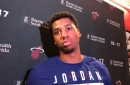 Hassan Whiteside on possible All-Star berth, tension in Heat locker room after loss