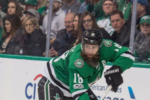 Eagles in the Pros 2/6 - 2/12: Patrick Eaves Sets a New Career Record