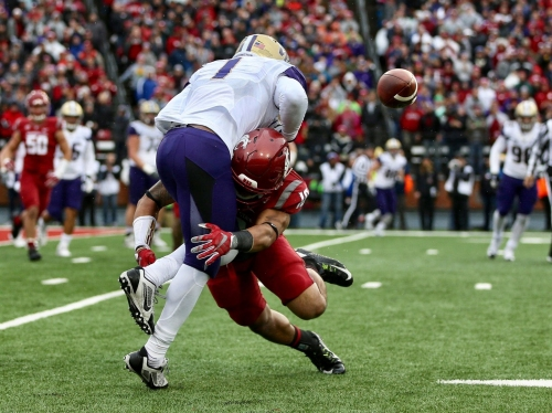 WSU's Shalom Luani and Gabe Marks invited to NFL Combine