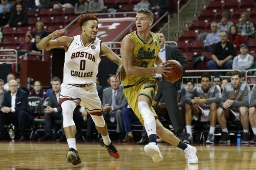 Notre Dame Basketball: Statistical Recap of Boston College