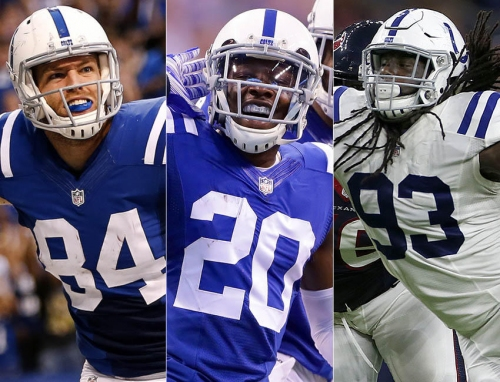Colts unlikely to use franchise tag
